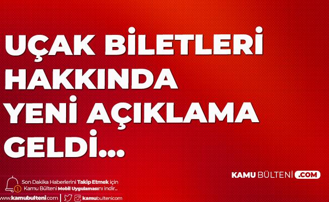 Türk Hava Yolları Genel Müdürü Bilal Ekşi'den Uçak Biletleri Hakkında Açıklama Geldi