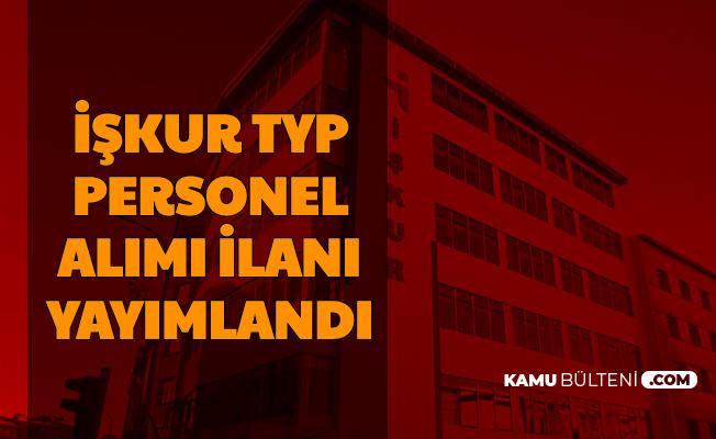 TYP Personel Alımı İlanı Yayımlandı-İşte İŞKUR Başvurusu