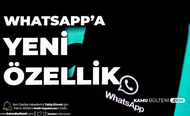 Whatsapp'a Yeni Özellik Yolda! Çoklu Cihaz Desteği Gelecek