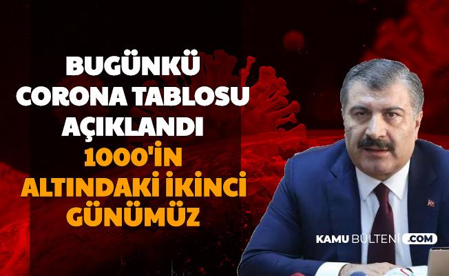 15 Temmuz Türkiye Korona Tablosu Açıklandı-İşte Bugünkü Corona Vaka Sayısı