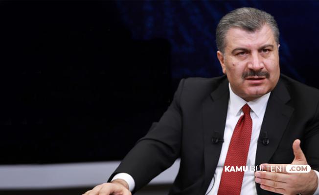 7 Temmuz Türkiye Korona Tablosu Açıklanıyor-İşte Dünkü Corona Vaka Sayısı