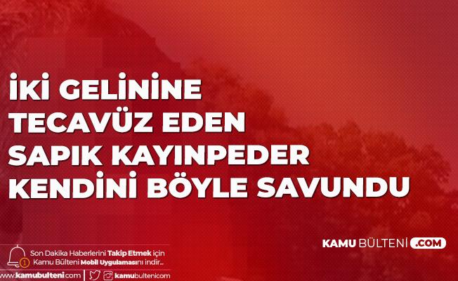 Bursa'da Mide Bulandıran Olay! İki Gelinine Cinsel İstismarda Bulundu