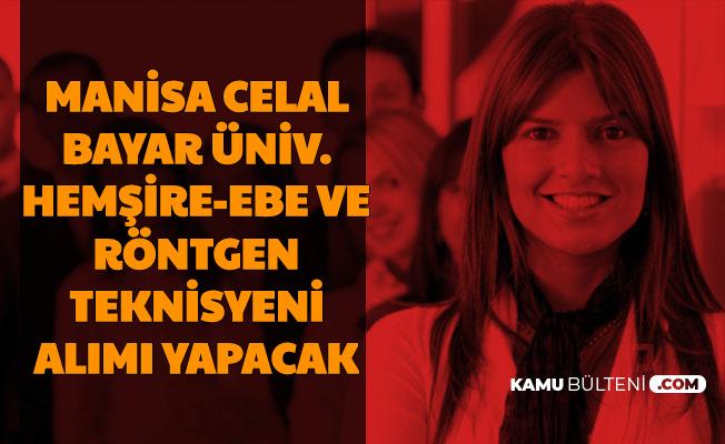 Celal Bayar Üniversitesi Sözleşmeli Personel Alımı Başvurusu Başladı