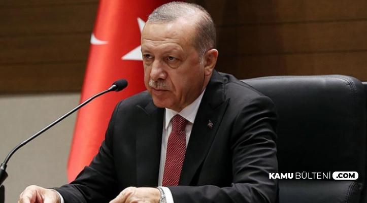 Cumhurbaşkanı Erdoğan'dan Kabine Açıklaması