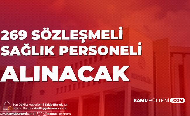Erciyes Üniversitesi Sözleşmeli 269 Sağlık Personeli Alımı Başvuruları Devam Ediyor