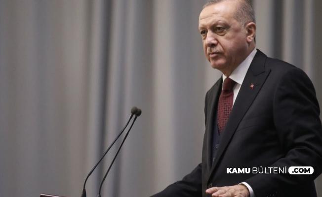 Erdoğan'dan KYK Burs ve Kredi Açıklaması
