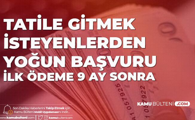 Halkbank Tatil Kredisi için Başvurular Sürüyor! (Anlaşmalı Seyahat Firmaları: ETS Tur, Jolly Tur, Setur, Tatilbudur )