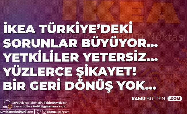 """İKEA ile Ankara Ceva Lojistik Şubeleri Hakkında Şikayet Yağıyor! """"Bu Ne Sorumsuzluktur..."""""""