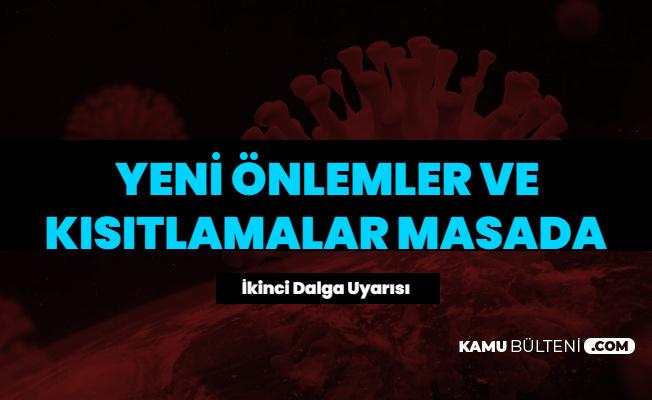 Korona Salgınında Türkiye Açıklaması: Yeni Önlemler Masada