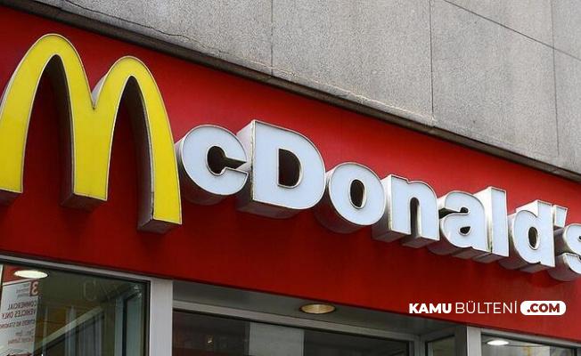 Koronavirüs McDonald's'a Yaramadı! %67 Kâr Düşüşü