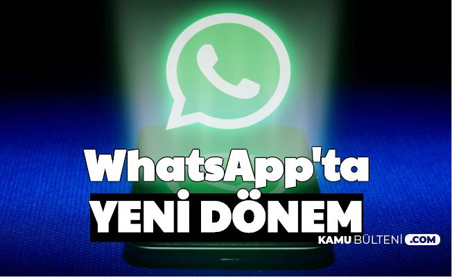 WhatsApp'ta Yeni Dönem Başladı (Para Gönderme Nasıl?)