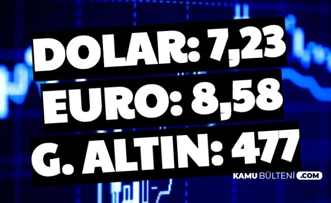 Dolar ve Gram Altın Fırladı-İşte Güncel Döviz Kuru ve Altın Fiyatları