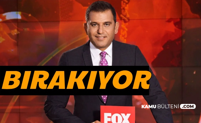 Fatih Portakal Fox Tv'den Ayrıldı mı? Açıklama Geldi