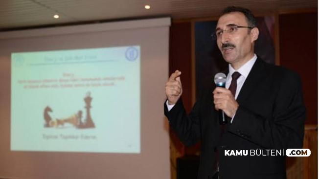 Fırat Üniversitesi'ne Rektör Atandı: Prof. Dr. Fahrettin Göktaş Kimdir , Nerelidir?