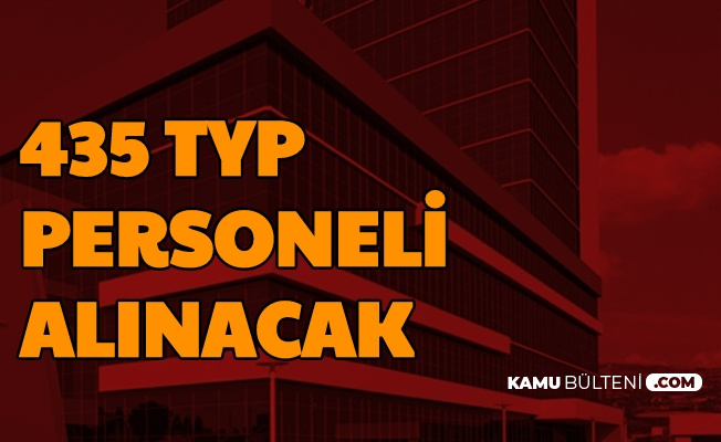 İŞKUR TYP İlanları Yayımlandı: 435 Personel Alımı Başvuru Sayfası Açıldı