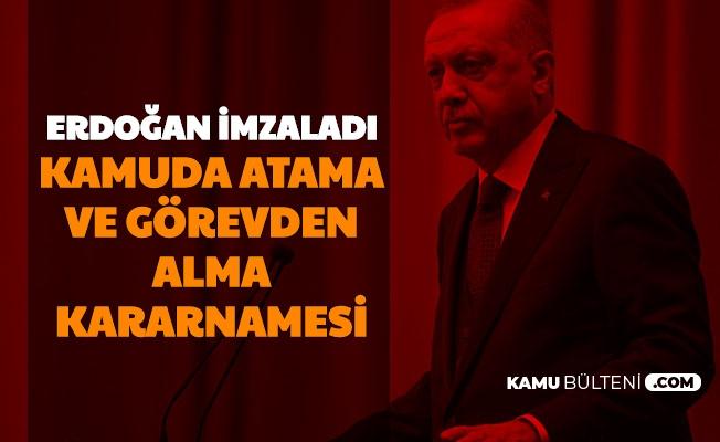 Kamu ve TSK Atama Kararnamesi Resmi Gazete'de Yayımlandı
