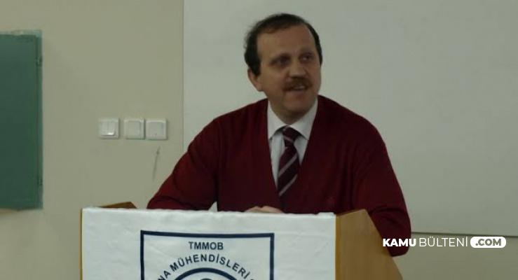 KTÜ Karadeniz Teknik Üniversitesi Rektörlüğüne Prof. Dr. Hamdullah Çuvalcı Atandı - Kimdir?