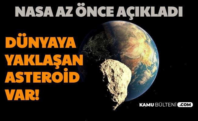 Nasa Tarihi Açıkladı: Çarpma İhtimali Binde 41 Olan Bir Asteroid Dünyaya Doğru Geliyor