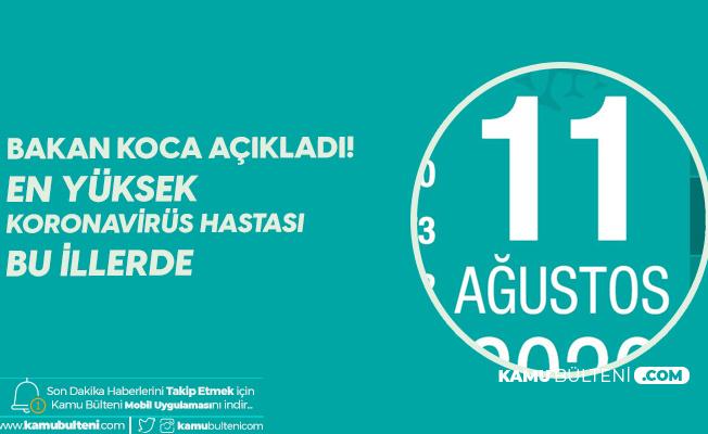 Sağlık Bakanı Koca'dan Uyarı Geldi!  Ankara, İstanbul, Konya, Diyarbakır ve Şanlıurfa'daki Koronavirüs Hasta Sayıları Endişe Veriyor