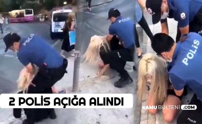 Son Dakika: 2 Polis Açığa Alındı