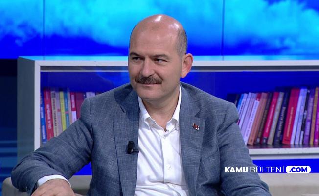 Süleyman Soylu'dan Hürriyet'teki Mafya Haberine Tepki