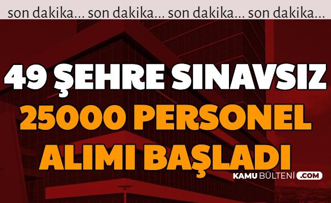 49 Şehirde 25000 TYP İlanları Yayımlandı: Okullara Hizmetli ve Güvenlik Görevlisi Alımı Başvuru Sayfası İşkur