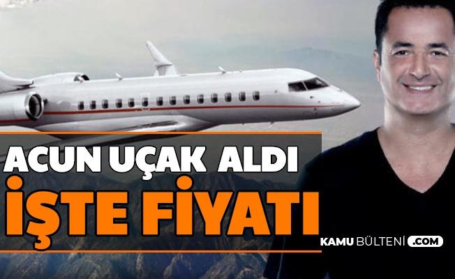 Acun Ilıcalı Yeni Uçak Aldı-İşte Uçağın Fiyatı ve Özellikleri