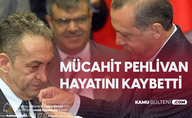 AK Parti Önceki Dönem Milletvekillerinden Mücahit Pehlivan Hayatını Kaybetti
