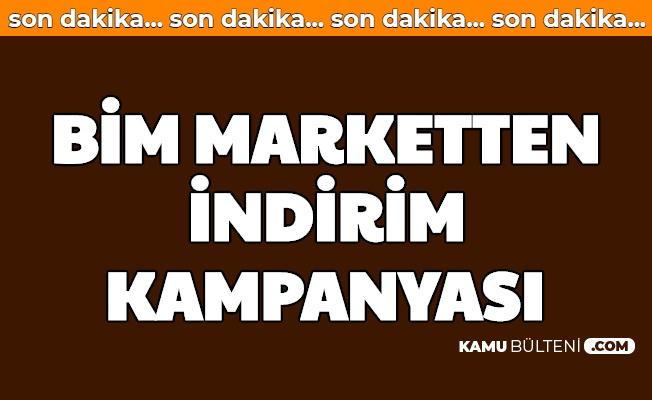 Bim'den Türkiye Geneli İndirim:4 Eylül 2020 Aktüel Ürünler Kataloğu