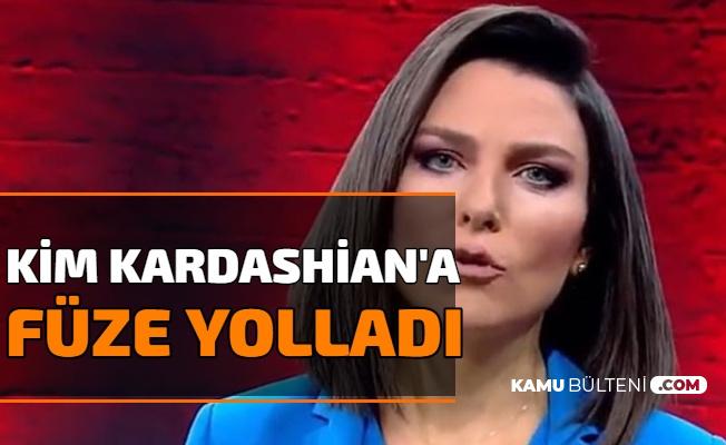 Ece Üner'den Olay Kim Kardashian Yorumu (Kim Kardashian Ne Dedi?)
