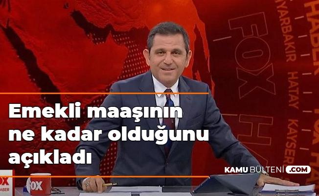 Fatih Portakal, Maaşının Ne Kadar Olduğunu Söyledi