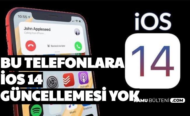 İOS 14'ün Geleceği, Gelmeyeceği Telefonlar Açıklandı (Temiz Kurulum Widget Ekleme)