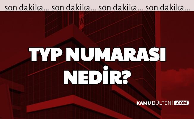 İŞKUR TYP Numarası Nedir , Nasıl Alınır?
