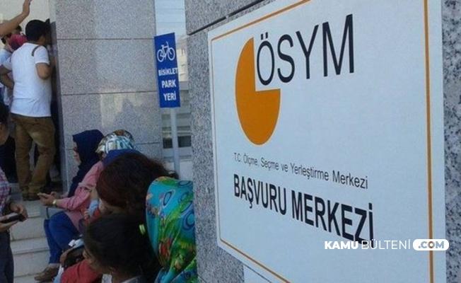 KPSS Başvuru Ücreti İçin Son Gün: İşte Anlaşmalı Bankalar ATM'ler