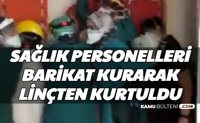 Keçiören'deki Çatışma Sonrası Sağlık Personellerine Linç Girişimi: Acil Serviste Barikat Kurdular