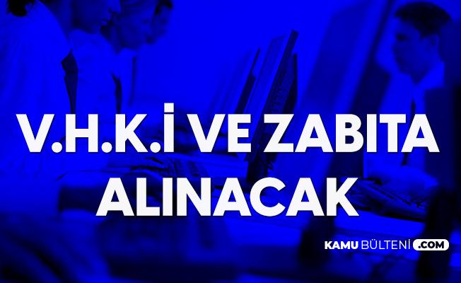 Şırnak Belediyesi Memur Alımı Başvuru Tarihleri ve Şartları