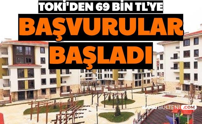 TOKİ'den 69 Bin TL'ye Ev: İşte TOKİ Konut Başvuru Şartları ve Başvuru Şekli