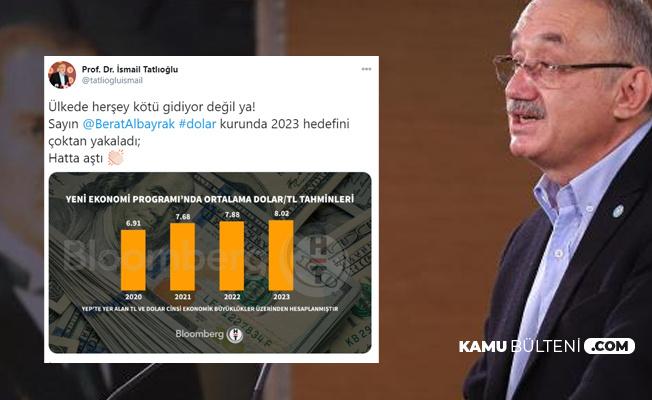İYİ Parti'li İsmail Tatlıoğlu: Ülkede Her Şey Kötü Gidiyor Değil Ya