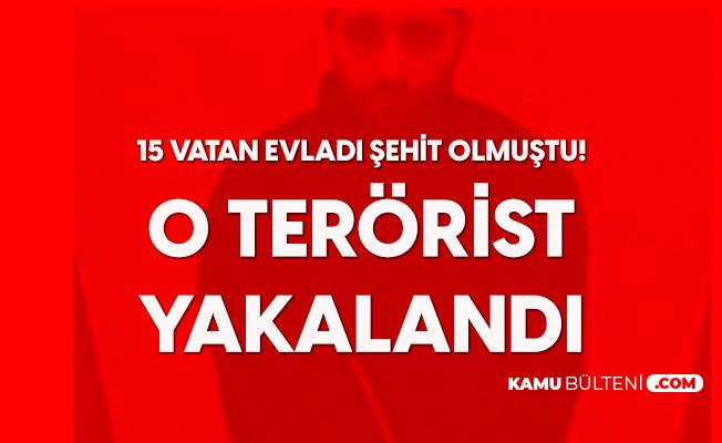 Kayseri'deki Hain Saldırının Faili PKK'lı Hain Yakalandı