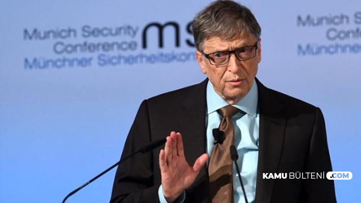 Bill Gates'ten Korkutan Koronavirüs Açıklaması: Eskisi Gibi Olmayacak