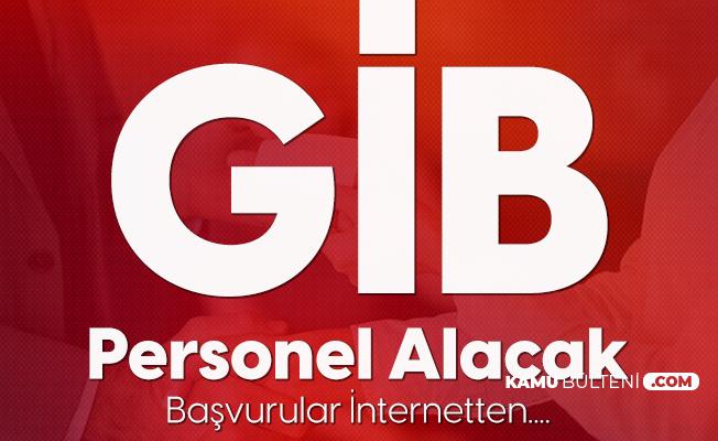 GİB Avukat Alımı Başvuruları 4 Aralık'ta Sona Eriyor