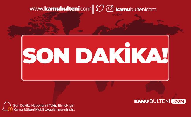 Son Dakika: Gaziantep'te Siren Sesleri