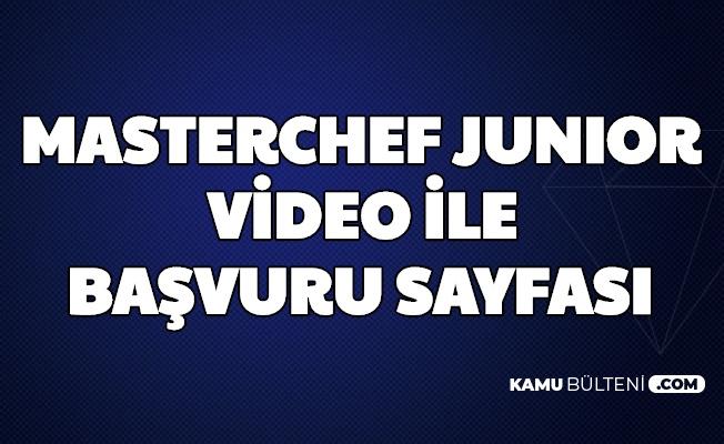 Tv8 MasterChef Junior Başvuru Ekranı Açıldı: İşte Videolu Başvuru Sayfası