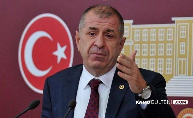Ümit Özdağ İYİ Parti'den İhraç Edildi: Karar Oybirliği ile Alındı
