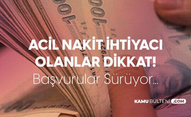 Ziraat Bankası'ndan Acil Nakit İhtiyaçları için 36 Ay Vadeli Tüketici Kredisi Kampanyası