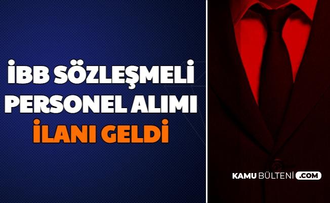 250 İtfaiye Eri, 100 Zabıta Memuru Alımı Sonrası KPSS'siz Personel Alımı İlanı Yayımlandı-İstanbul Büyükşehir Belediyesi