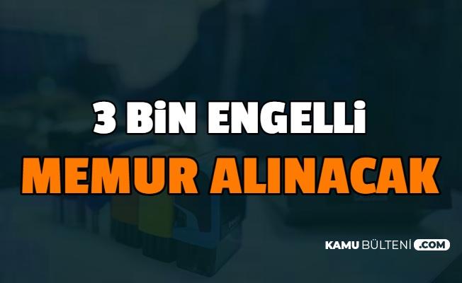 AK Parti Açıkladı: EKPSS ile 3 Bin Memur Alımı Yapılacak