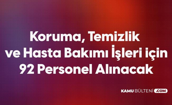 Kırıkkale Üniversitesi'ne 92 Kadrolu Kamu İşçisi Alımı için Başvurular 7 Aralık'ta Sona Erecek
