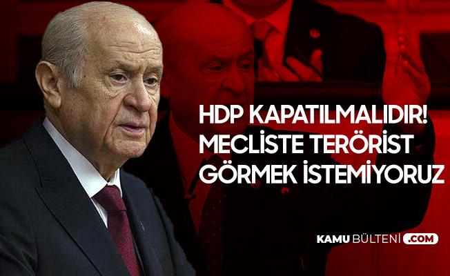 MHP Liderinden İYİ Parti'ye Çağrı: Dön Evine Bitsin Bu Çile