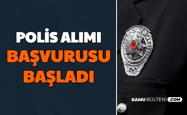 Polis Akademisi 27. Dönem POMEM Başvuru Ekranı Açıldı (Polislik Başvuru Şartları Pa.edu. tr)